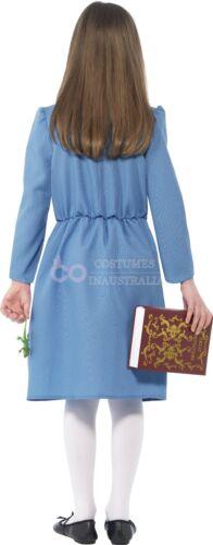 Child Roald Dahl Matilda Costume Girls World Book Week Child Kids Fancy Dress