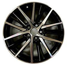 18 Toyota Camry 2021 Factory Oem Rim Wheel 180360 Black Machined