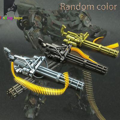1 6 Actionfiguren M134 Gatling Minigun T800 schweres Maschinengewehr Modellha