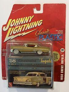 Johnny Lightning '58 Chevy Impala Classic Plastic Series #13 2006 New