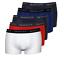 Gant Men`s 5 Pack Boxer Trunks