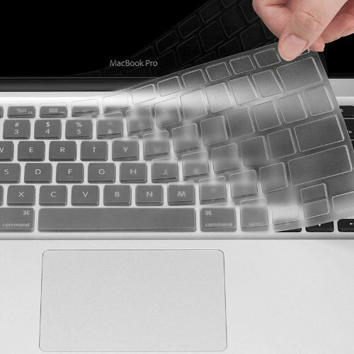 """Clear Crystal Snap On Thin Hard Case Cover for MacBook Air 13.3"""" A1369/A1466"""