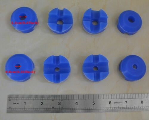 4 Pcs Epoxy Resin Block Vacuum Infusion Bagging Tool