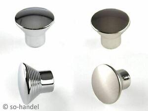 6 Stück Möbelknopf Knopfgriff Möbelgriff Möbelknauf Buche 30 x 30 mm