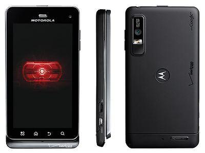 Motorola Droid 3 XT862 - Black (Verizon) Smartphone
