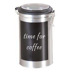 3er SET Kaffeedosen, Vorratsdosen mit beschreibbarer Fläche H 19cm D 11cm Kesper