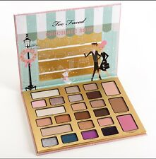 THE CHOCOLATE SHOP❤TOO FACED 24 COLORS EYESHADOW PALETTE XMAS IN NEW YORK