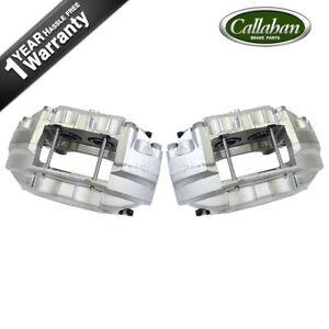 Front OE Brake Calipers Pair For Infiniti FX50 G37 G37X Q50 Nssan 350Z 370Z