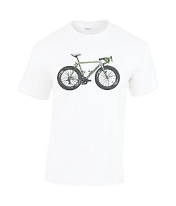 Peter Sagan Cannondale super six EVO  bicycle cotton T-shirt cycling quarq w