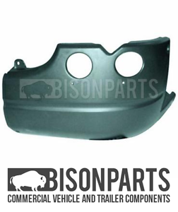 FRONT BUMPER HIGH CORNER 04-10 LH//NS SCA135 +SCANIA 5 SERIES P /& R CAB
