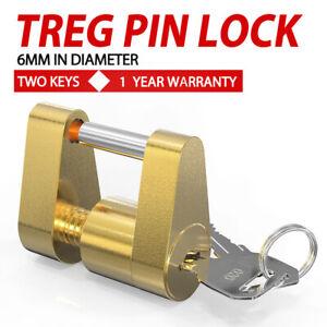 TREG-HITCH-PIN-LOCK-TRIGG-amp-SNAP-ON-LATCH-TYPE-BALL-COUPLING-CARAVAN-TRAILER-4WD