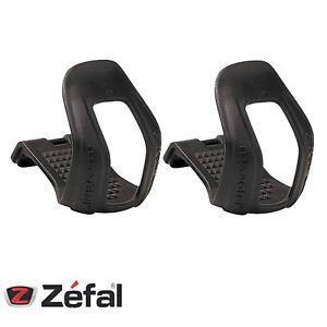 ZEFAL HALF L//XL TOE CLIPS--ONE PAIR