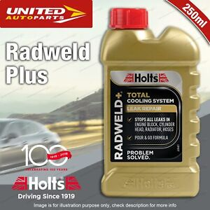 Holts Radweld Plus Total Cooling System Leak Repair 250ML Quickly Seal Leaks