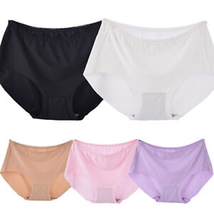 FT-Women-Fashion-Solid-Soft-Thin-Traceless-Seamless-Sexy-Briefs-Underwear-Surpr