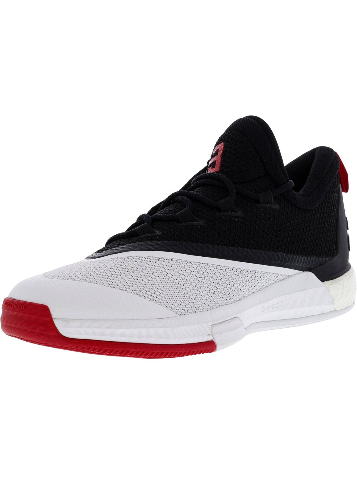 Adidas Men's Crazylight Boost 2.5 Ankle-High Basketball shoes