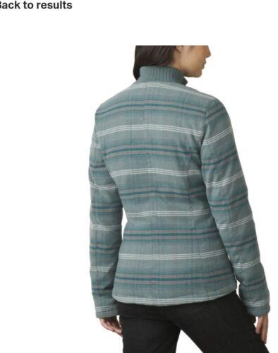 Bleu Femme Showdown Jacket Taille Bayou Down Prana Grand Nwt qt1w7XX