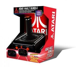 Atari-Vault-Bundle-USB-Joystick-100-Games-NEUF-SOUS-BLISTER