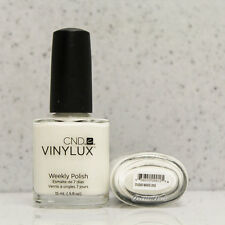 PART A ! CND VINYLUX Weekly Nail Polish Lacquer Collection Match Shellac GENUINE