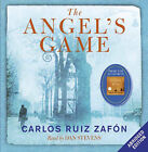 The Angel's Game by Carlos Ruiz Zafon (CD-Audio, 2009)