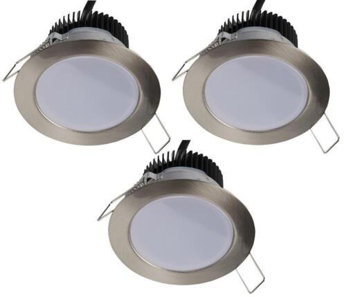 49782 downlight LED 3 Pack 4.5 W br chrome