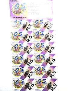 Os R5 Froid Nitro Bougie De Préchauffage - Pack 12 71605200