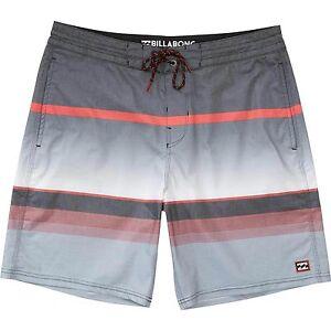 119816210c Image is loading Billabong-Men-Spinner-Lo-Tides-Boardshorts-Swimwear-Sz-