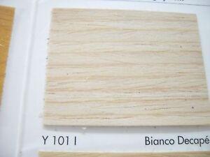 Impregnante protettivo per legno colore bianco decape 39 0 75lt interno esterno ebay - Colore esterno casa bianco ...