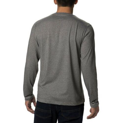 Mens Columbia Thistletown Park Long Sleeve Omni-Wick T-Shirt NWT XXL//XL//Large