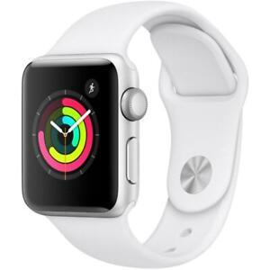 Apple-Watch-Series-2-38mm-Silver-Aluminum-Case-White-Sport-Band-Smartwatch