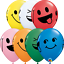 6-x-11-034-Printed-Qualatex-Latex-Balloons-Assorted-Colours-Children-Birthday-Party thumbnail 42