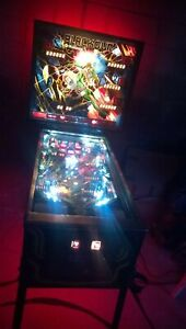 Williams Blackout Pinball Machine - Great Condition - Upgrades - Fully Serviced