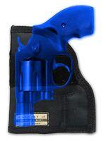 Barsony Concealment Pocket Holster Charter Arms, Colt 2 Snub Nose 38 357