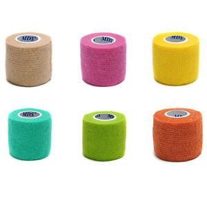 Roll-Sports-Health-Muscles-Physio-Therapeutic-Tape-4-5m-5cm-Pop