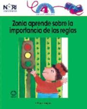 Zonia aprende sobre la importancia de las reglas/ Zonia Learn About the