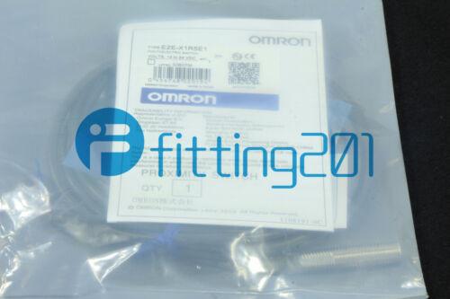 1PCS E2E-X1R5E1 E2EX1R5E1 NEW Omron Proximity Switch Sensor