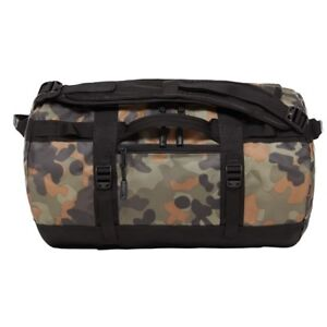 8755efe9c The North Face Base Camp Duffel XS Taupe Green Camo 31l Duffle Bag Suitcase