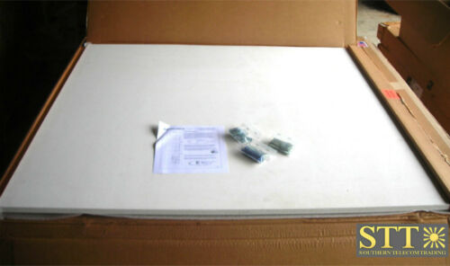 """RB-A4848-NPW PATHWAYS /& SPACES 3//4/"""" 4X4 TELECOM BACKBOARD WITH HARDWARE NEW"""