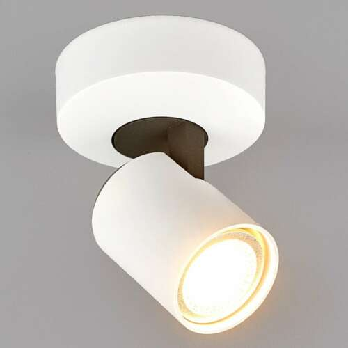 LED-Spot Sean Strahler GU10 LED Weiß Wandlampe Deckenleuchte Flur Lampenwelt