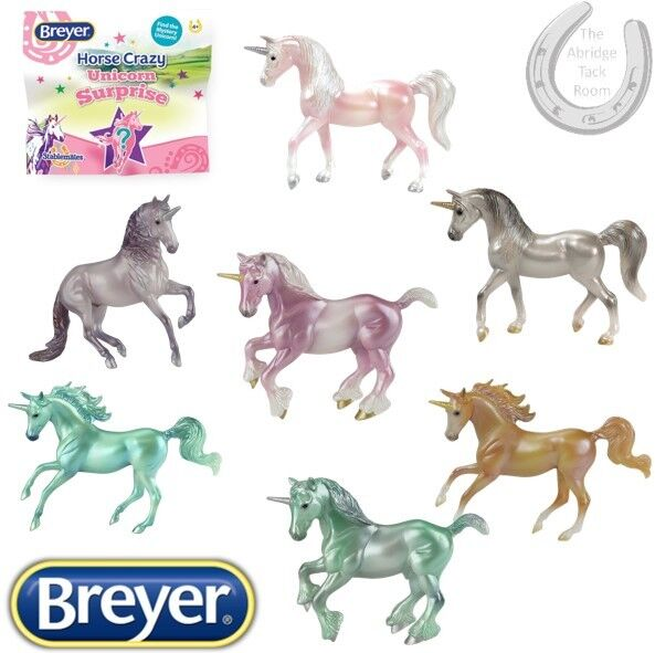 Breyer Stablemates – Mystery Unicorn Surprise (Blind Bag) Model Horse Scale 1 32