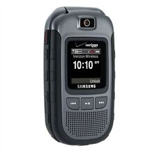 Verizon Samsung Convoy SCH-U640 Rugged Camera PTT Flip Cell-Phone
