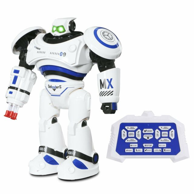 SGILE Large Remote Control RC Robot Toys for Kids Birthday Present , Interactive Teens Robots 8 Year Old Girl 9 Boy Robotics Boys Age