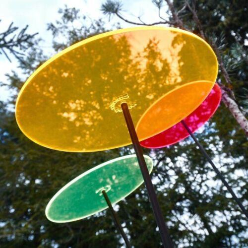 Cazador-del-sol Suncatcher MINI Bouquet MIXED 3 sun catchers glow in the dark
