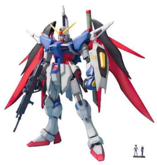 MG 1  100 ZGMF -X42S Destiny Gundam (bilen Suit Gundam SEED DESTINI) Gunpla