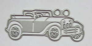 CAR Metal Die Cutter Oldtimer Vintage Vehicle Transport 1 Cutting Die 85x35cm - Bristol, United Kingdom - CAR Metal Die Cutter Oldtimer Vintage Vehicle Transport 1 Cutting Die 85x35cm - Bristol, United Kingdom