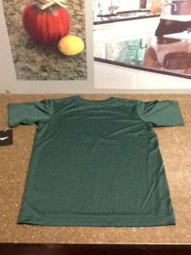"FREE SHIPPING! NIKE DRI-FIT OREGON /""O ALL DAY/"" GREEN YOUTH//KIDS SHIRT NWT"