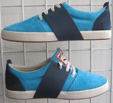 PUMA EL ACE 3 MIXED BLUE/OCEAN NAVY SUEDE SPORT 886378221472 MEN WALKING SHOES