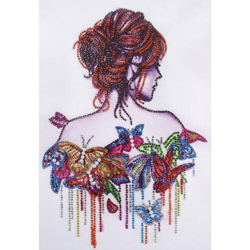 DIY 5D Full Drill Diamond Painting Embroidery Cross Crafts Stitch Home Art Decor