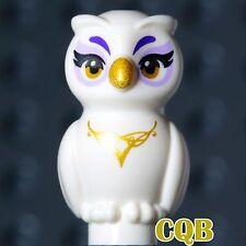 NEW LEGO - Animal - Elves - White Owl Eule Nascha - Set 41078