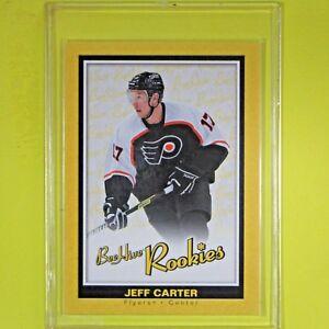 JEFF-CARTER-2005-06-ROOKIE-034-BEEHIVE-YELLOW-BORDER-034-103-Philadelphia-Flyers