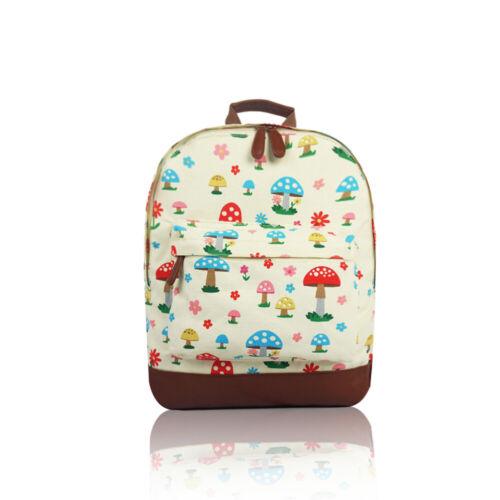 SALE Kids//Teenagers Variety Pattern Designs Backpack//Rucksack Back to School